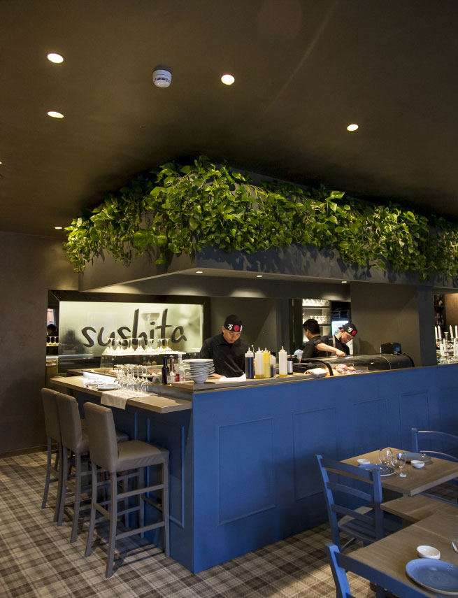 Sushita, Japanese Fusion Restaurant