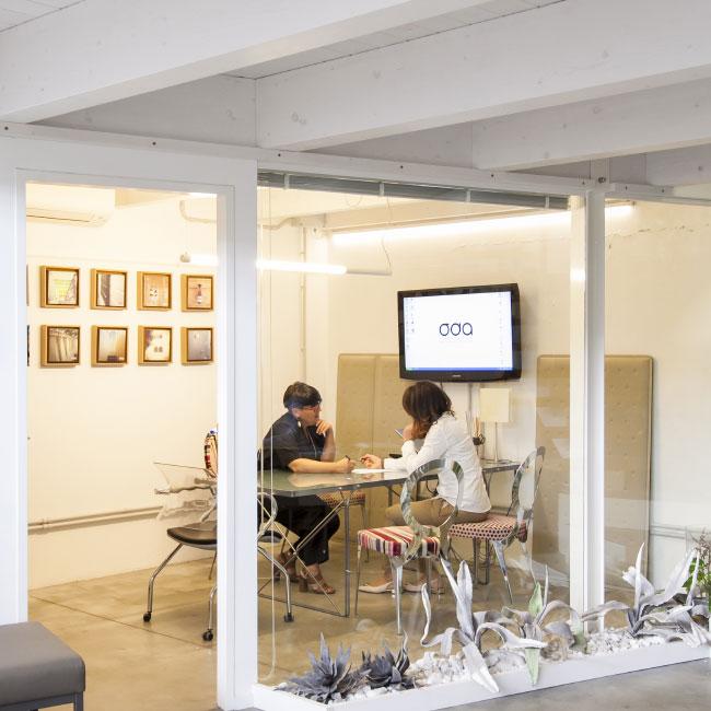 Oda, studio di architettura, concept progetto