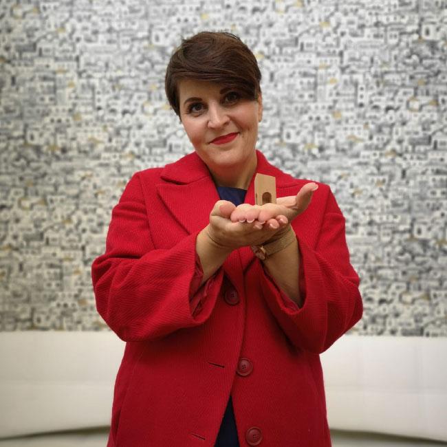 Monica Merlotti, studio di architettura oda